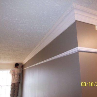 frieze molding