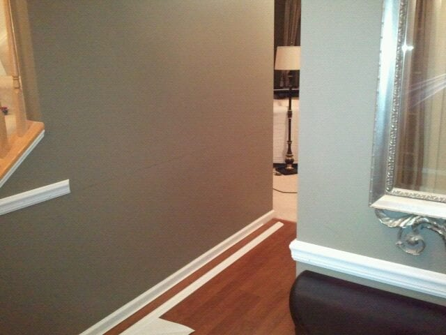 Hallway-Before-Wainscoting
