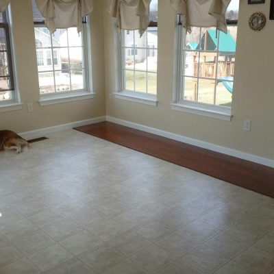 DIY Laminate Floor Installation