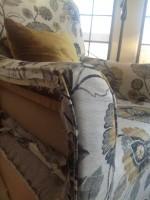 DIY: Chair Reupholstery Tutorial