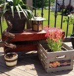 DIY: Vintage Fruit Crates