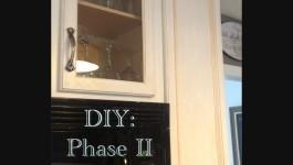 DIY: Phase II Kitchen Remodel