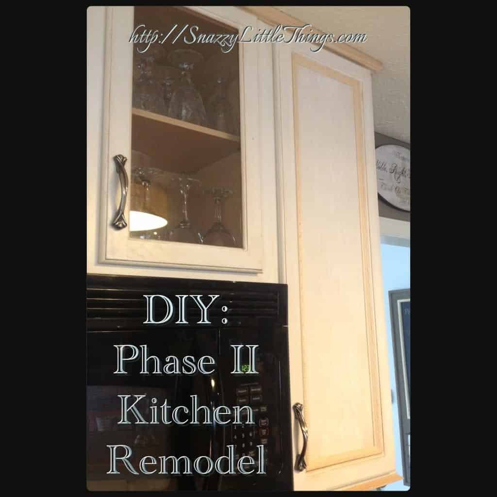 DIY: Kitchen Upgrade Project