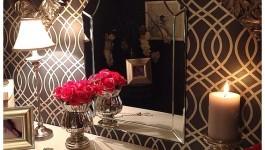 DIY: Closet Turned Dressing Room