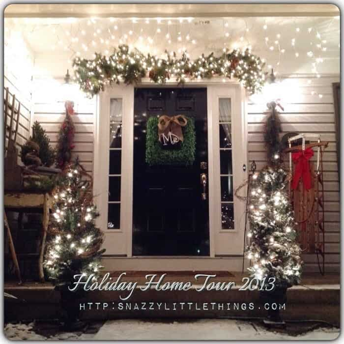Holiday Home Tour 2013