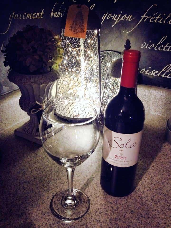 a toast to christmas 2013