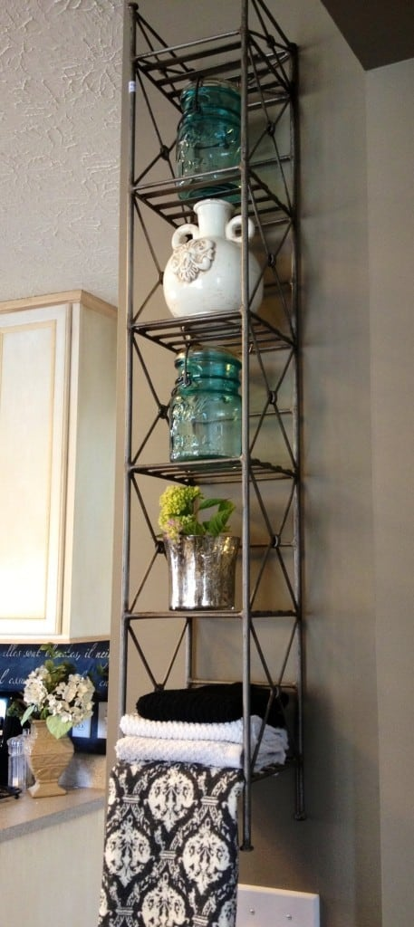 cd tower upcycle