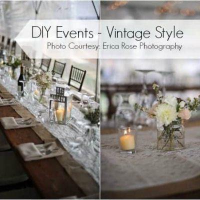 Love, Marriage & DIY Rustic Weddings