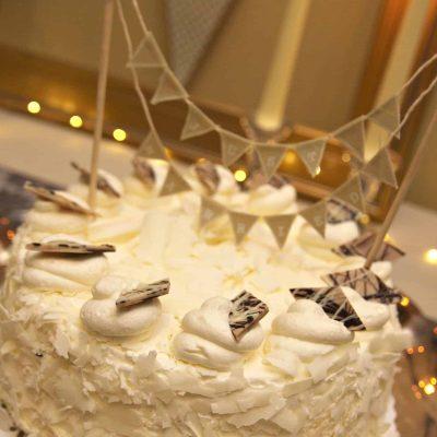 wedding…the food