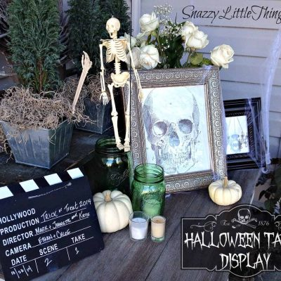 Last Minute Halloween Decor Tips