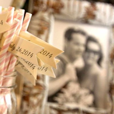 Our wedding, rustic elegant style