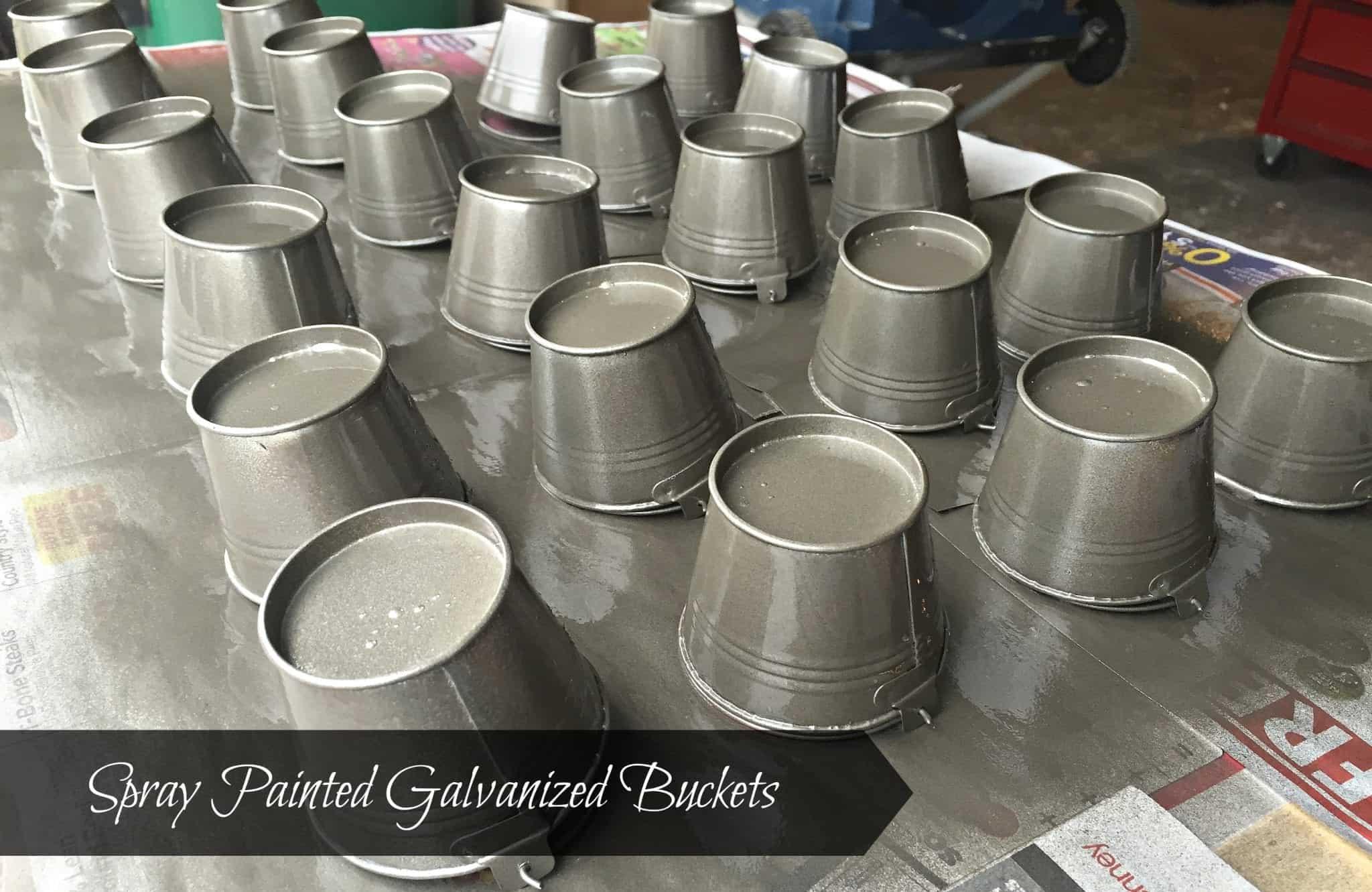 Pottery Barn Gilt Advent Knock Off