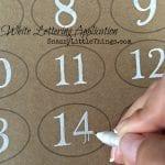Pottery Barn Advent Calendar