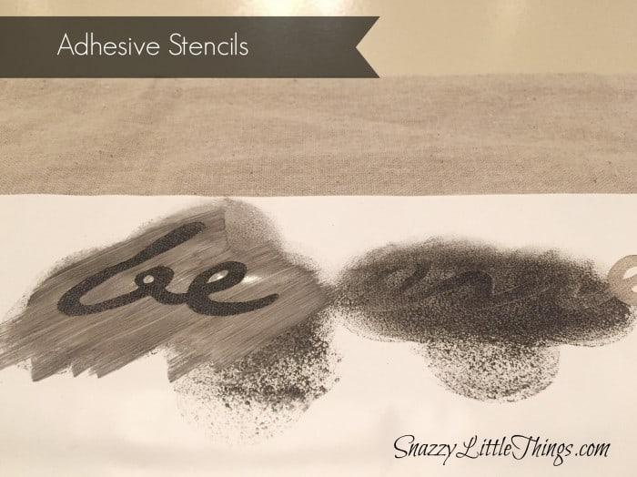 adhesive stencils 2