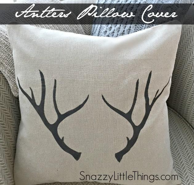 antlers-linen-pilow-cover