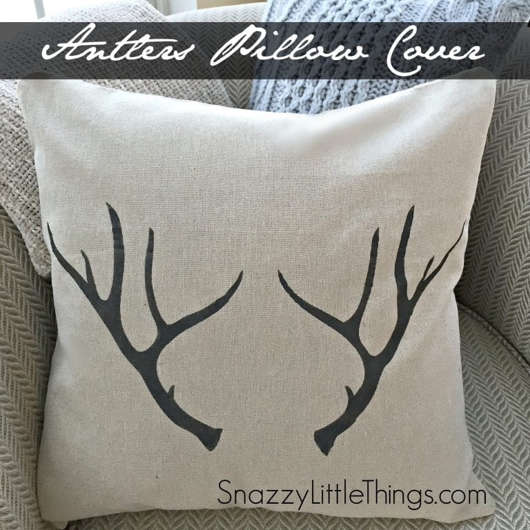 Antlers Template (free download)