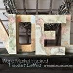 Traveler Letters