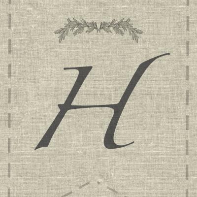 "Free Printable:  ""HARVEST"" bunting"