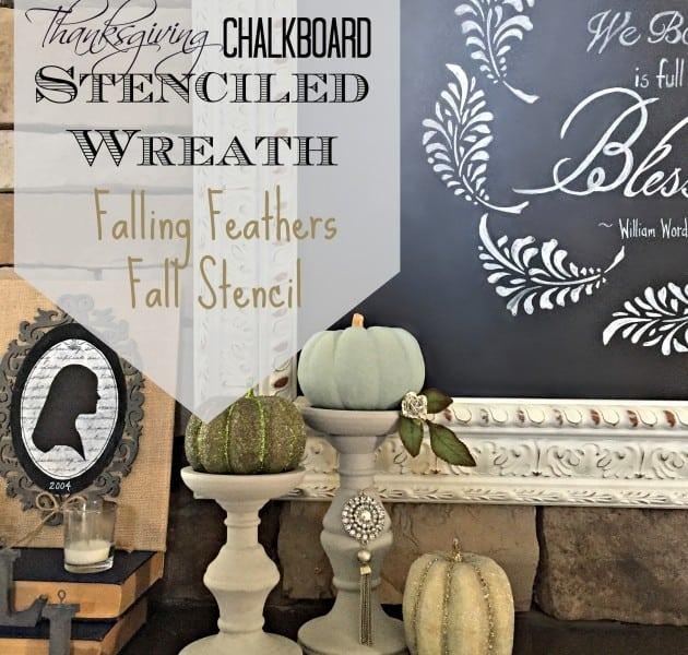 main fall leaves fall stencil review