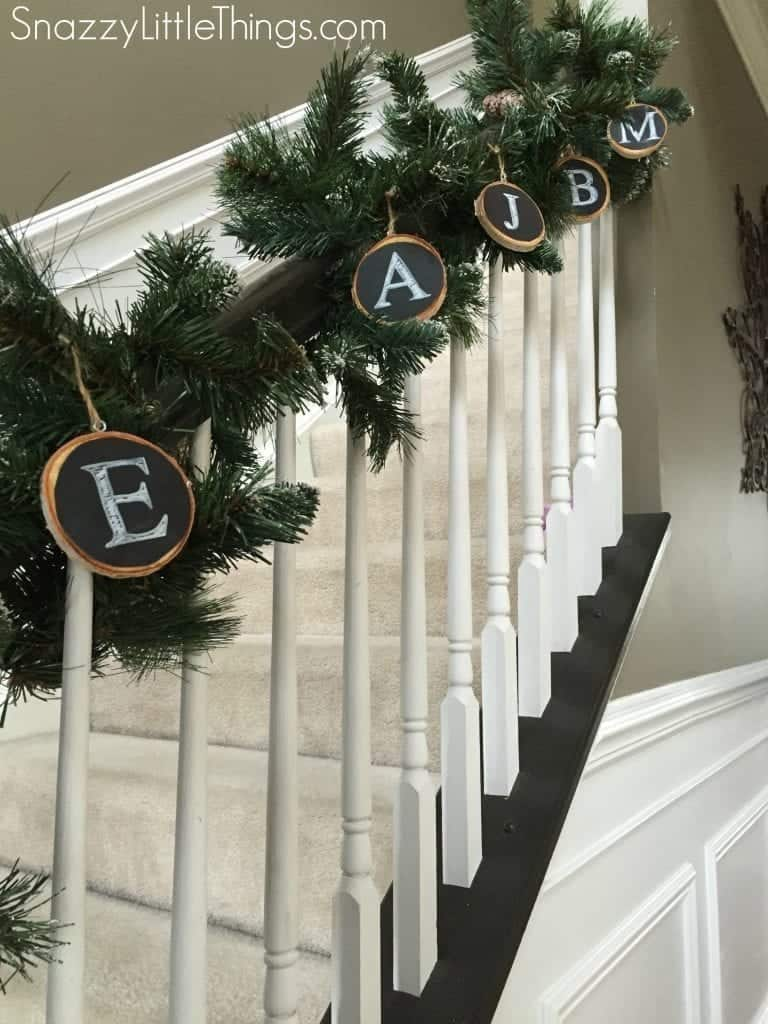 Birch Ornaments by DIO Home Improvements