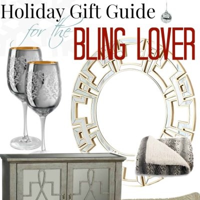 Holiday Gift Guide for the Bling Lover