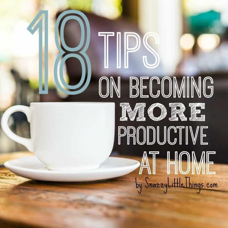 18 Work at Home Tips That Help Me Stay Productive
