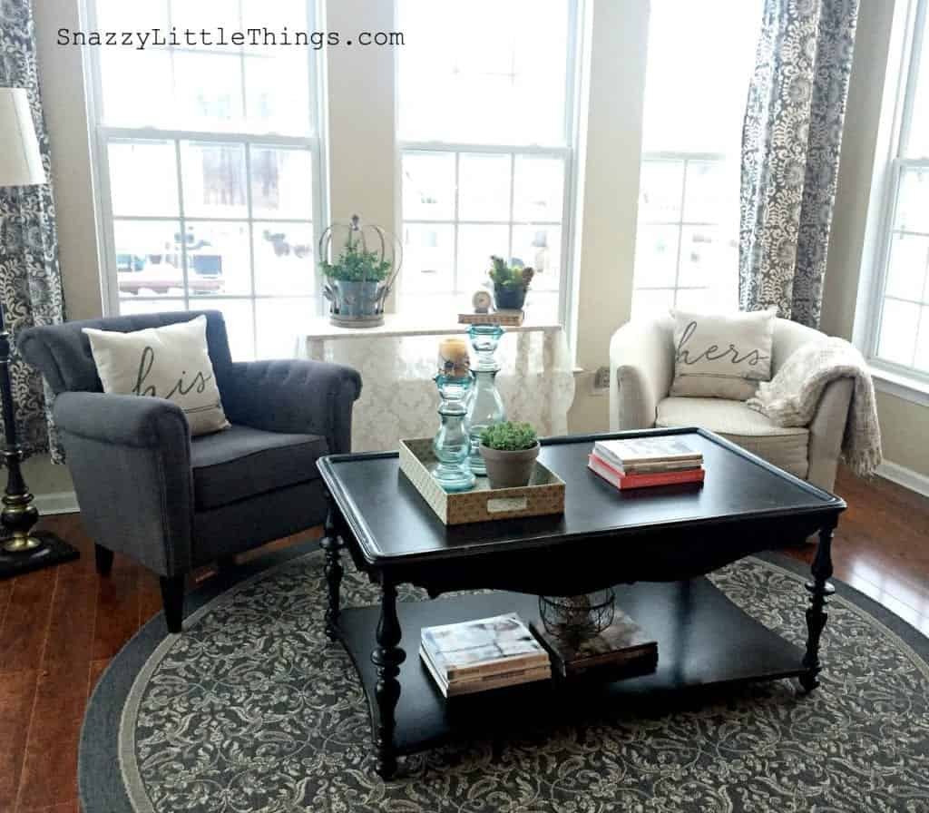 Sunroom Addition and Decorating Ideas | by SnazzyLittleThings.com