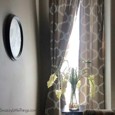 Simple Bedroom Update