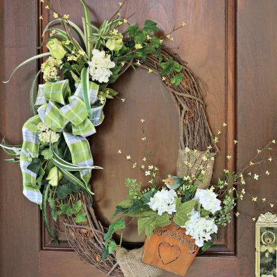 Simple & Classic Wreath Ideas