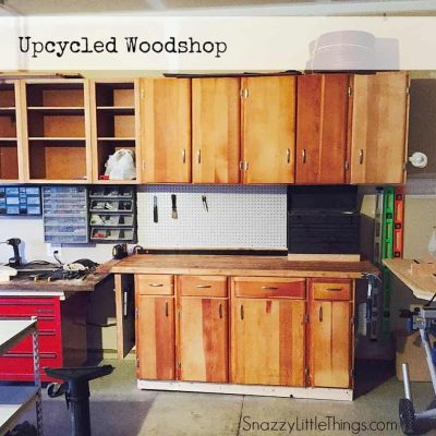 Our Woodshop Progress Report…