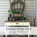 Summer Home Tour, 2015
