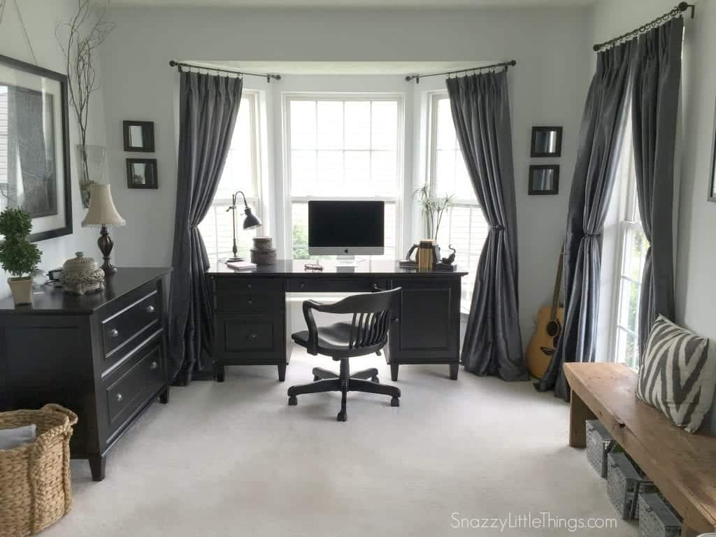 Home Office @Snazzylittlethings