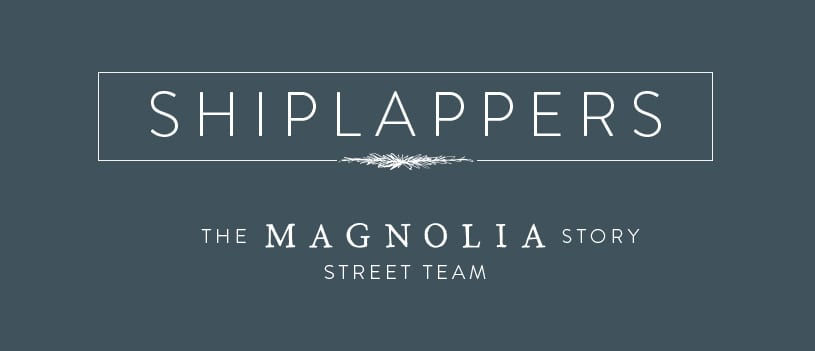The Magnolia Story Street Team