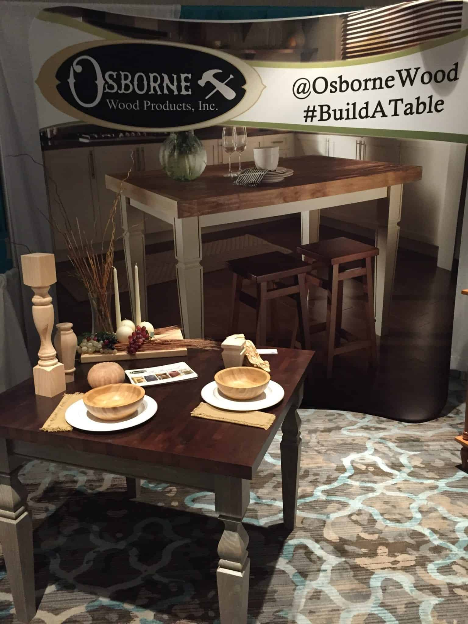 restoration hardware monastery table knock off