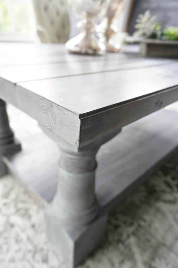 Restoration Hardware Monastery Table Knock Off