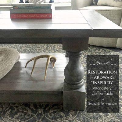 RH Monastery Table