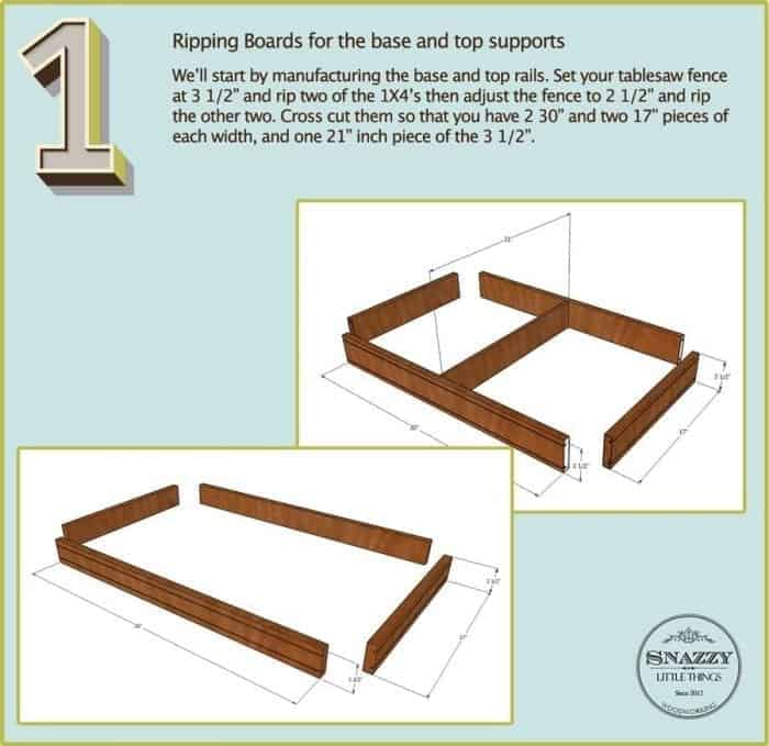 Coffee Table Free Plans Page 1