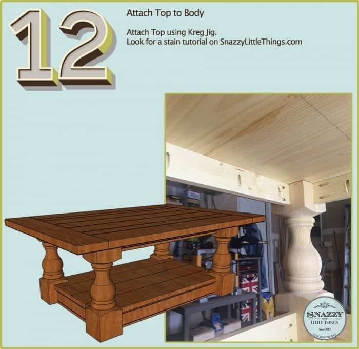 Coffee Table Free Plans Page 14