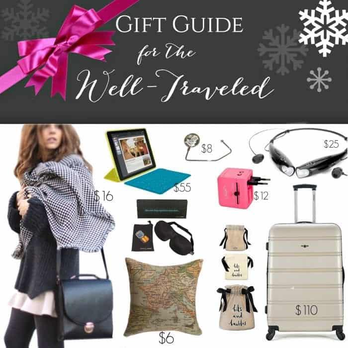 Gift Guide Holiday World Traveler