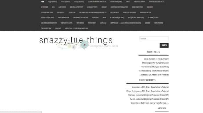 Fashionista theme, ingesting my old blogging data
