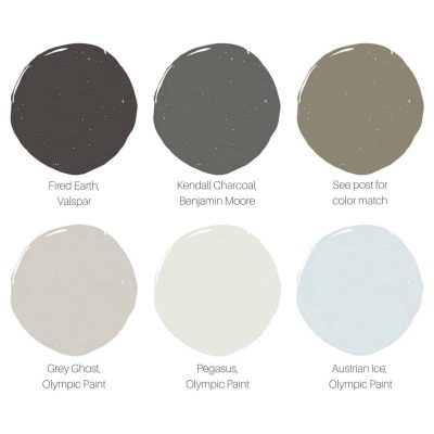 My Interior Paint Colors
