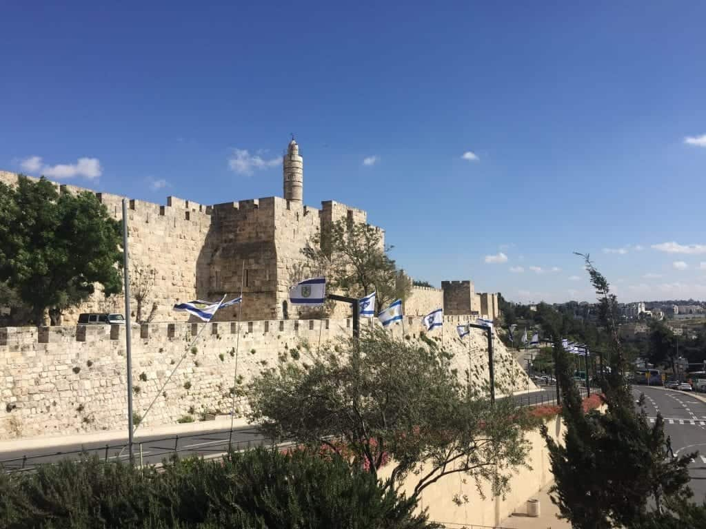 Tower of David Jerusalem Israel Without a Guide