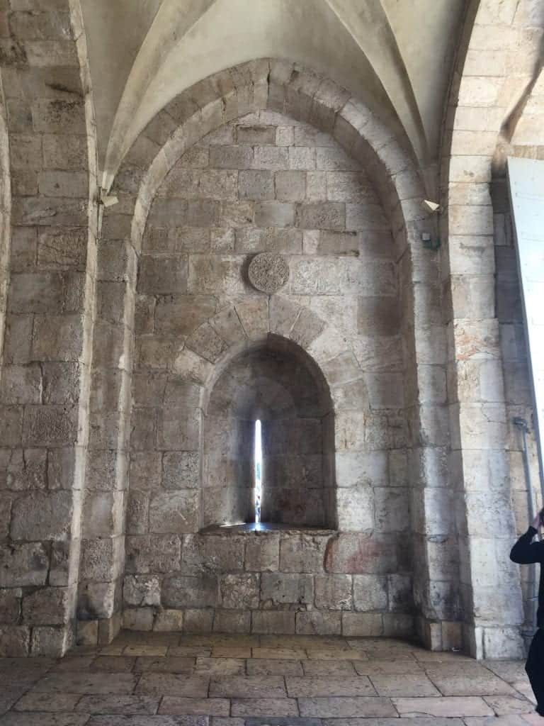 Jaffa Gate Interior Jerusalem Israel Without a Guide