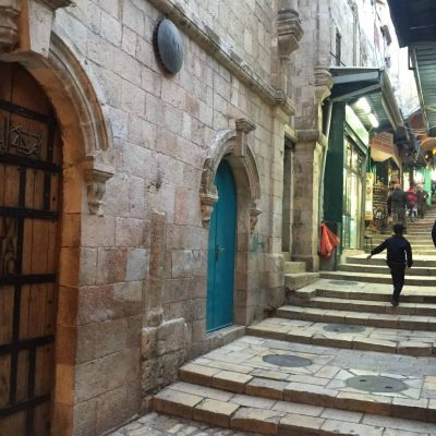 Touring Jerusalem Israel without a guide