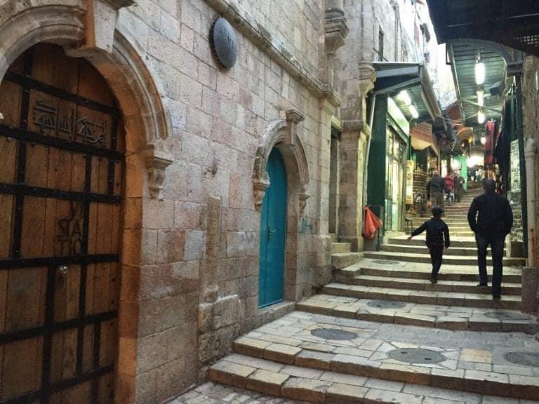 My trip to Jerusalem