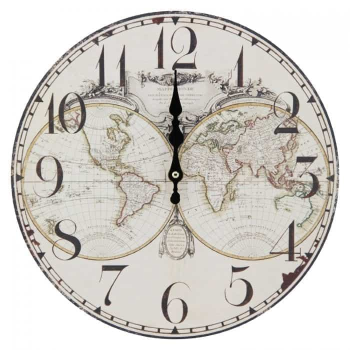 dress-up-your-gallery-walls-10-items-under-20-dollars-wall-clock