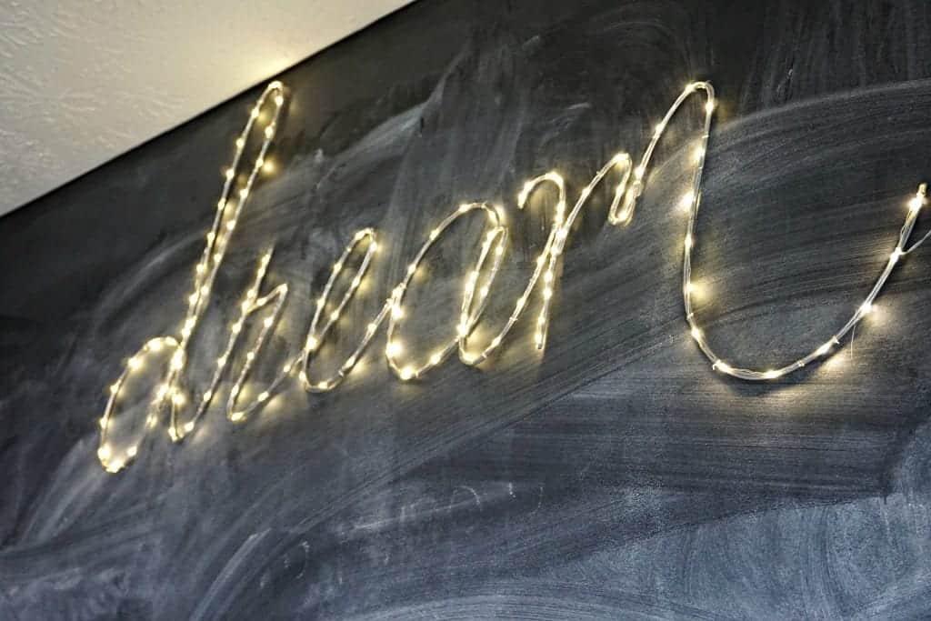Dream Illumiunated Sign