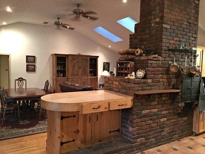 Brick Oven LA Rental
