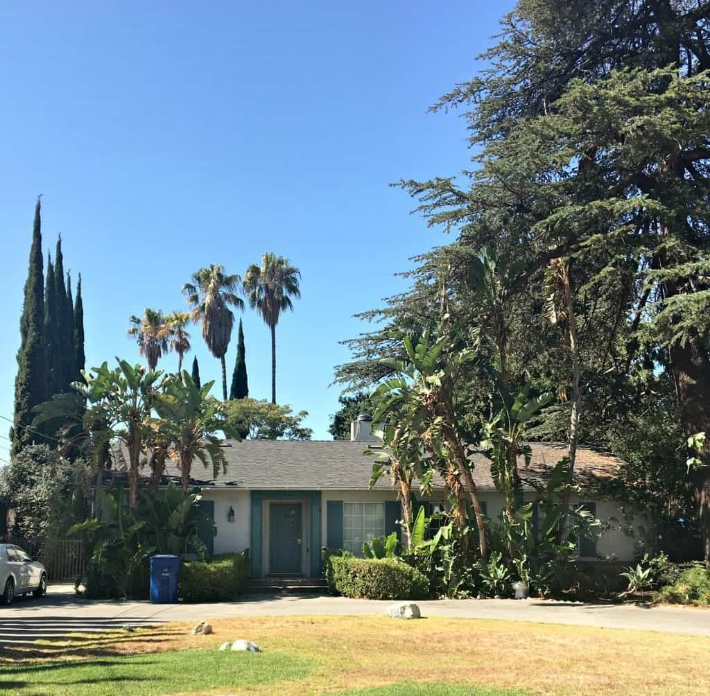 Famous Houses in LA