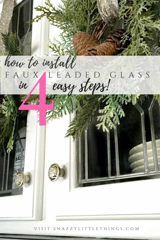 install-faux-leaded-glass-in-4-steps-pinterest-graphic